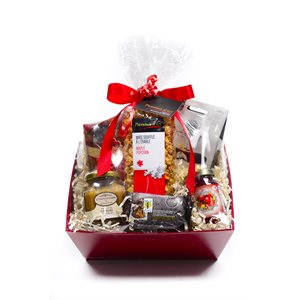 Basket #3 - Local treats Gift Basket