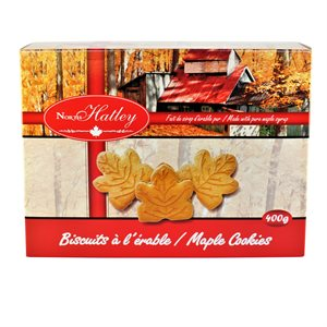 Biscuits à l'érable - North Hatley 400g