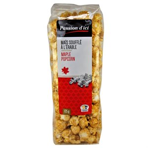 Passion d'ici - Maple Popcorn 125g