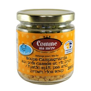 Soupe campagnarde Comme ma mère 200g